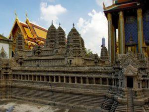 Мини Ангкор-Ват