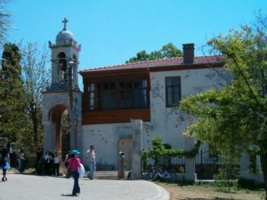 Монастырь Санта Йорги
