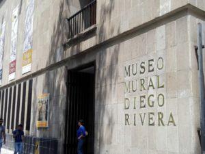 Галерея художника Диего Ривера