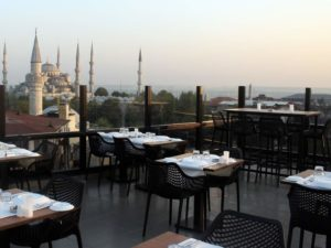 N Terrace