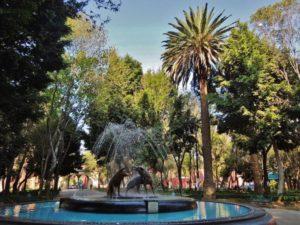 Парк Jardin Centenario