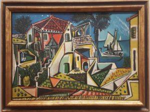 Шедевр Пикассо