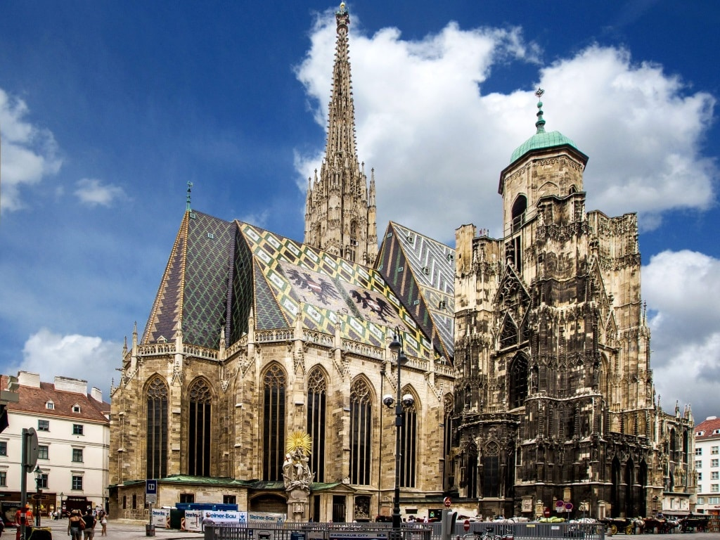 Собор Святого Стефана в Вене история описание и фото