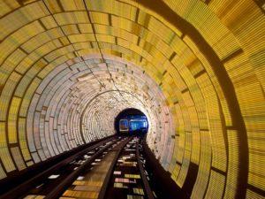 Туристический туннель