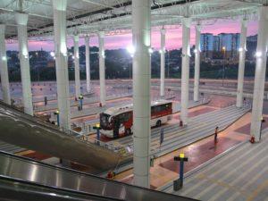 Автобусный терминал