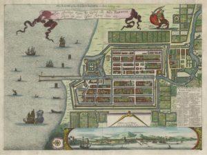 Батавия 1639 год