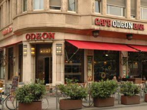 Кафе Одеон