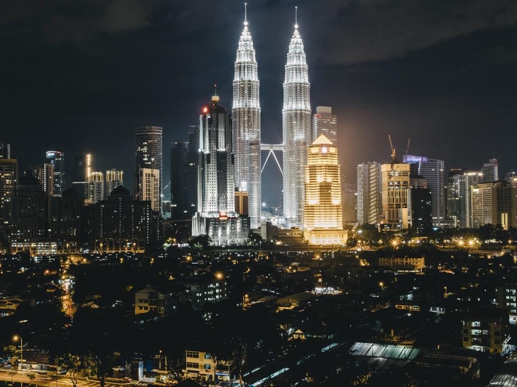 Достопримечательности Куала-Лумпур лучшие места