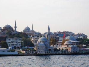 Мечети у причала