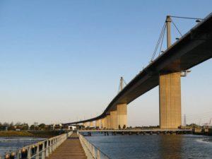 Мост Западные ворота