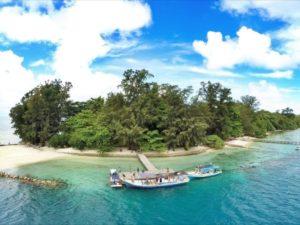 Острова Серибу