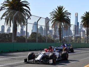 Трасса Формулы 1