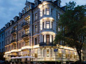 Alden Suite Hotel Splügenschloss