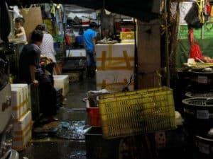 Ночная торговля