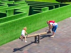Развлечения с ребенком