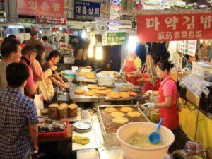Рынок Кванчжан