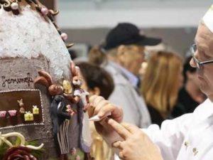 Выставка шоколада